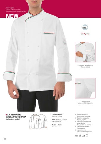 Giblor s  catalogo Chef Style 2016 by Giblor s - issuu 062e02833717