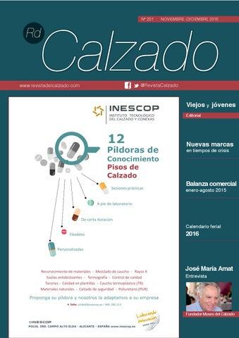37dcff39 Revista del Calzado, número 215 by Mundipress, s.l. - issuu