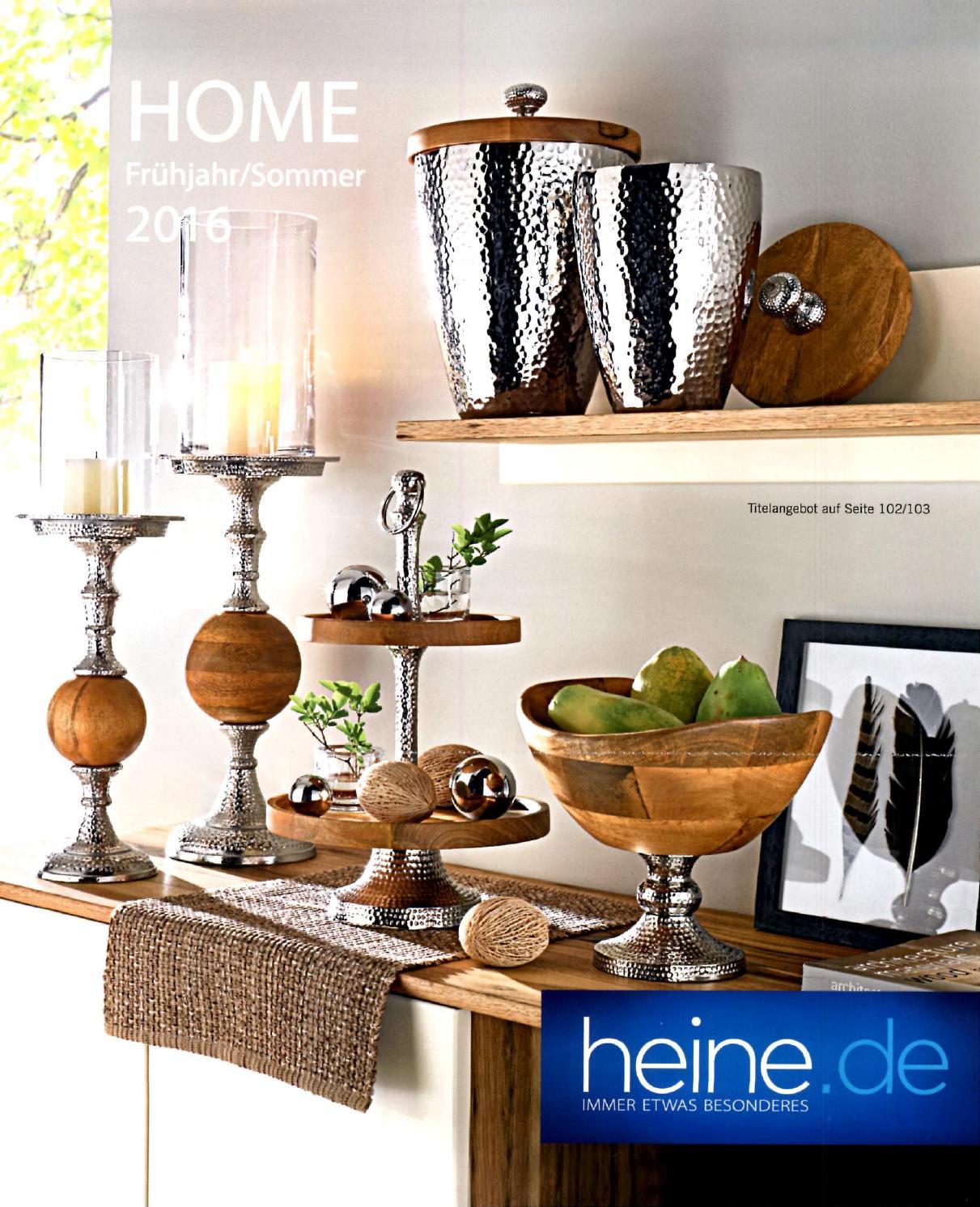 heine home 2016 by catalogcenter issuu. Black Bedroom Furniture Sets. Home Design Ideas