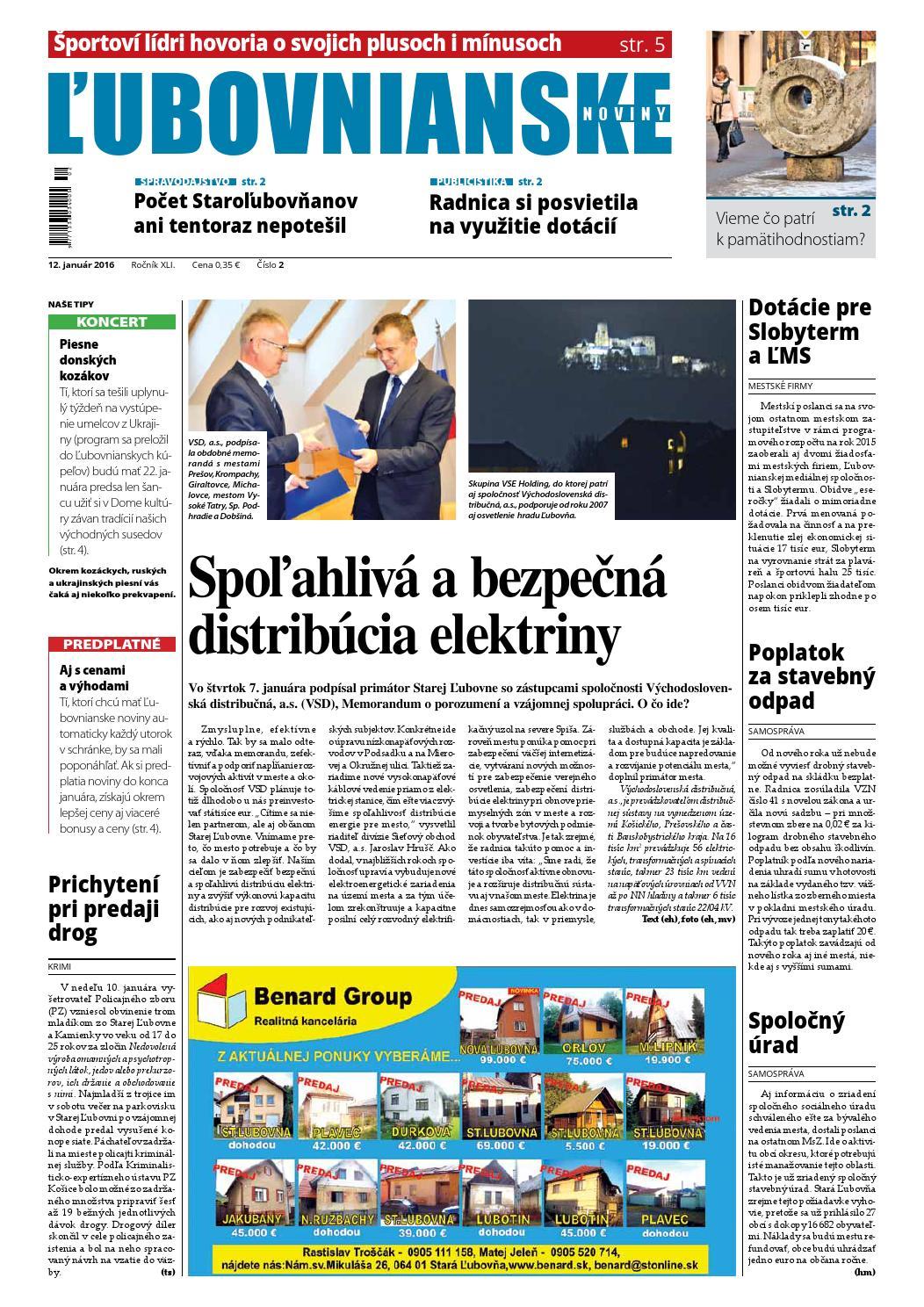 03329e657 Ľubovnianske noviny č. 2/2016 by Vladimir Zima - issuu