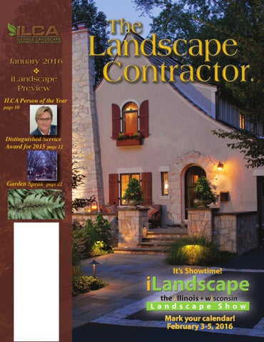 bb224fd66ec4 The Landscape Contractor magazine January 2016 by Association ...