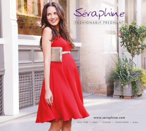 15ce92b22ae4a Seraphine.co Maternity Catalog Autumn Winter 2011 by Seraphine - issuu