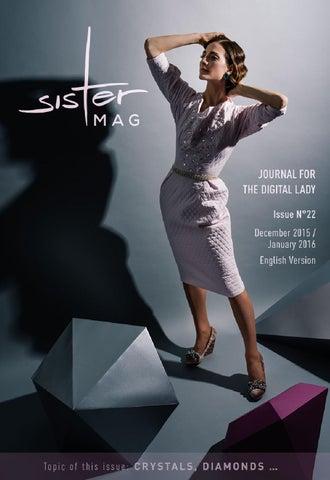 77764aadc816 sisterMAG No. 22   December 2015 - sisterMAG