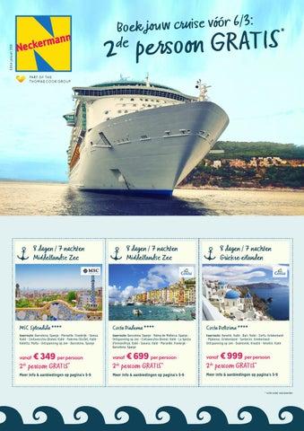 Neckermann cruises griekse eilanden