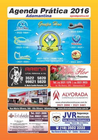 4372ad2872603 Agenda Prática 2016 by Agenda Pratica - issuu