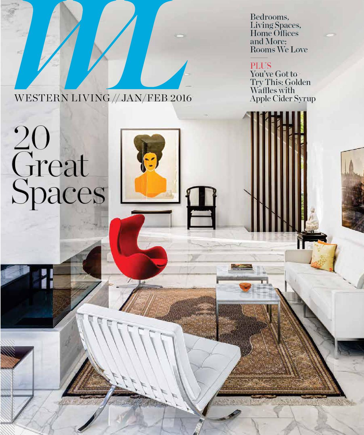 Western Living - AB, JanFeb2016 by NextHome - issuu