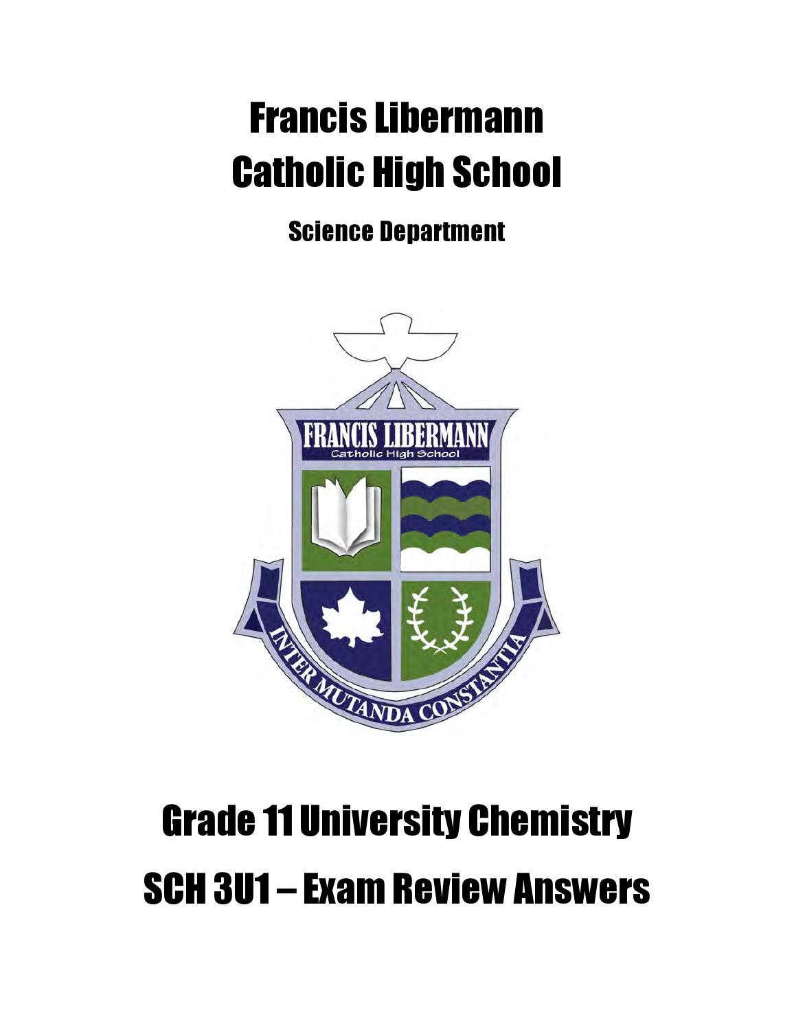 Exam Review Answers 2015 By Michael Papadimitriou Issuu