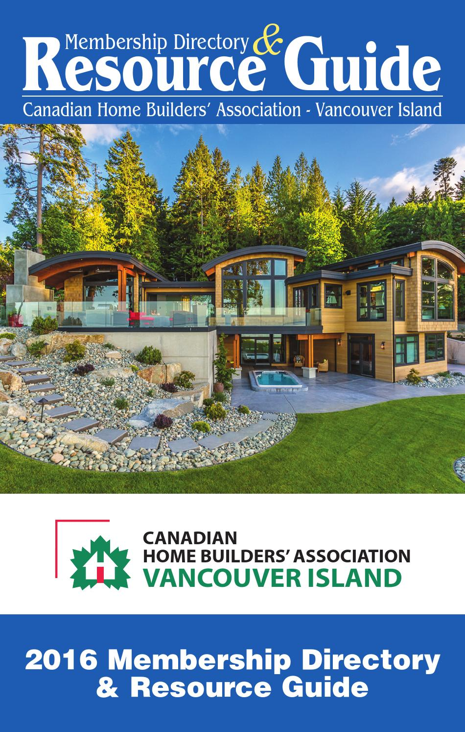 canadian home builders association builders manual free download