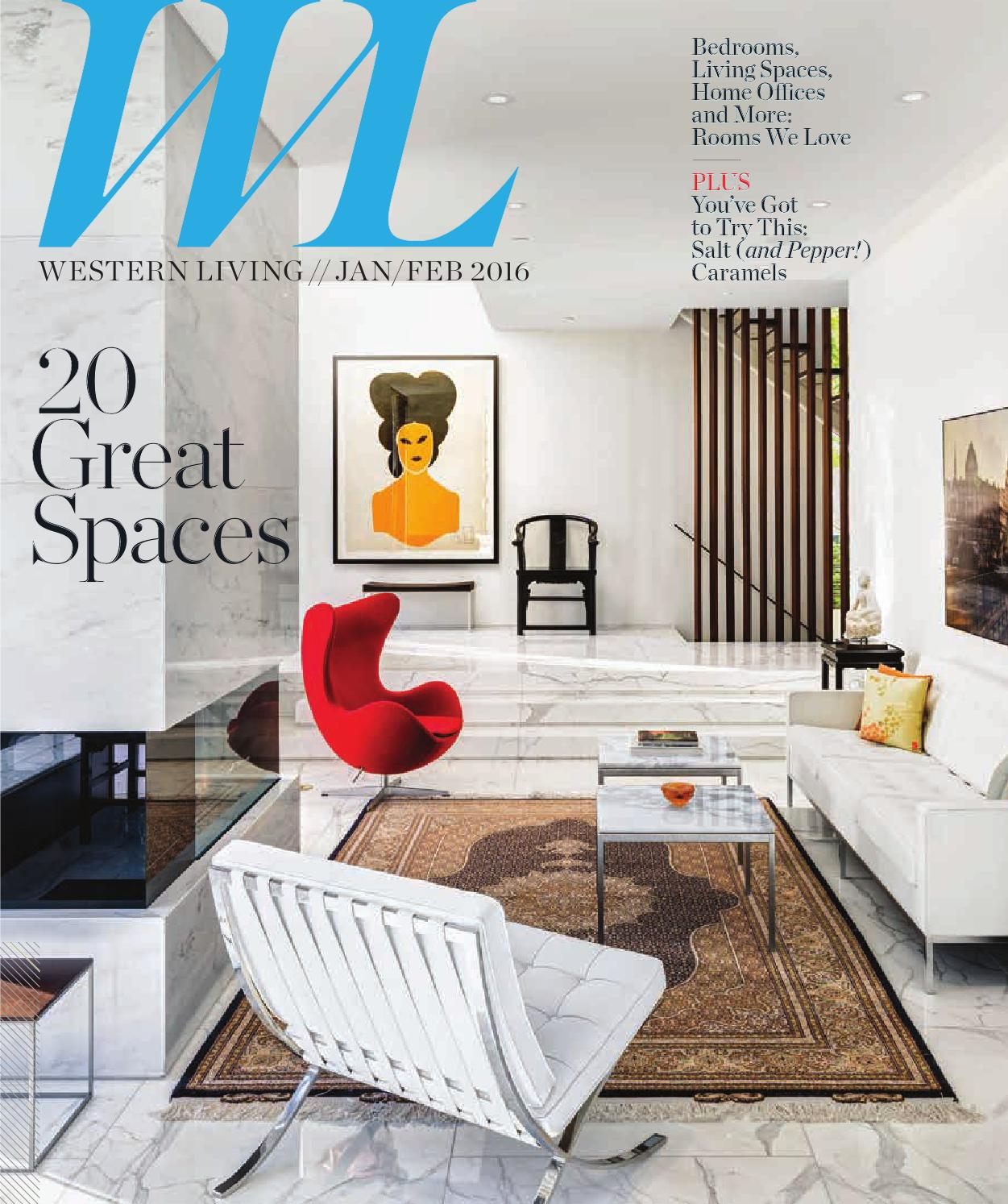 Western Living - BC, JanFeb2016 by NextHome - issuu