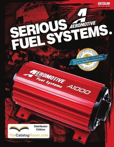 AN-8 End Fittings Aeromotive In Line Fuel Filter 40 Micron Stainless Element