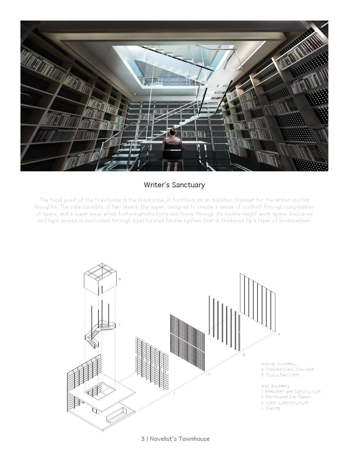Architecture Portfolio 2016 by Ruslan Ivanytskyy - issuu