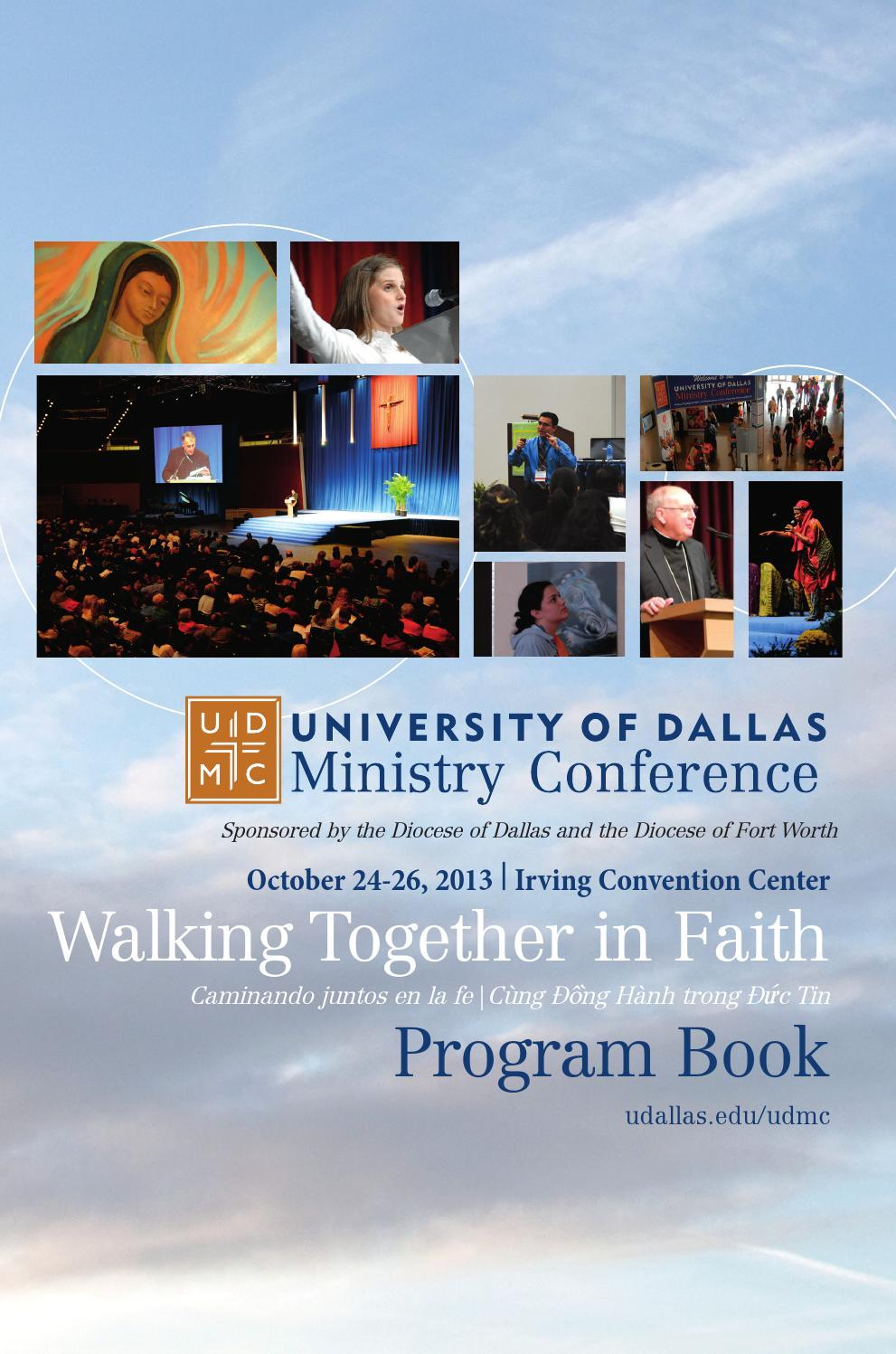 2013 udmc program book by dallas ministry conference issuu fandeluxe Choice Image
