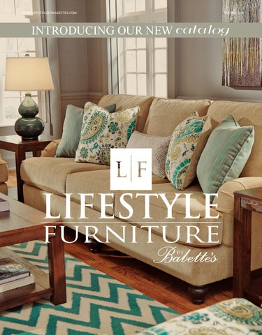 Lifestyle Furniture By Ttes Winter 2016 Tte S
