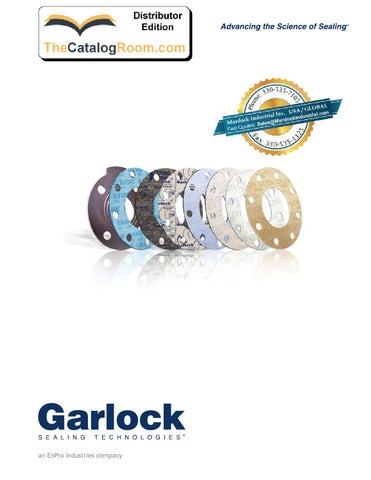 Garlock Gasket Sheet Non Asbestos Compressed Style Blue Guard