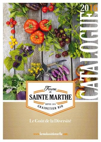 44d04693f8b4 Catalogue Ferme de Sainte Marthe by Octave Octave - issuu