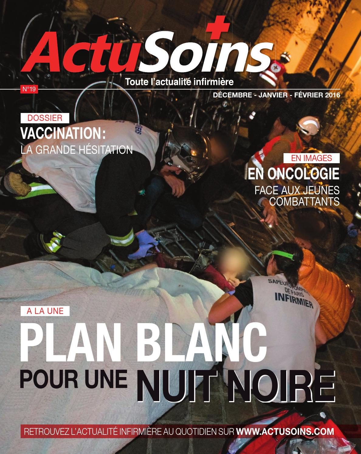 Actusoins Magazine N19 Dcembre 2015 By Thomas Duvernoy