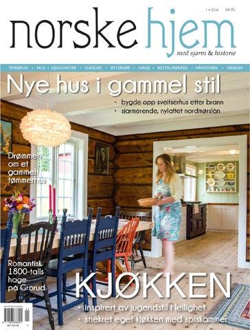 1c29f9e8 Det Norske Magasinet November 2016 by Norrbom Marketing - issuu