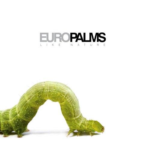 EUROPALMS Beerengirlande gemischt 180cm