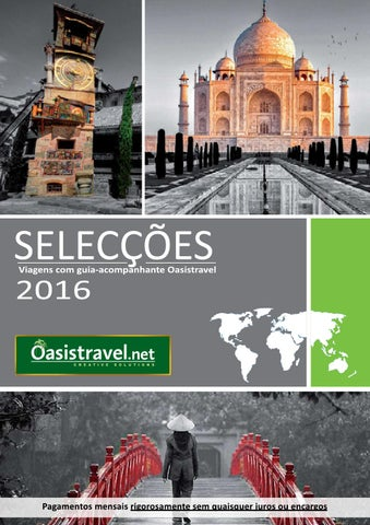 9f144feb0ff Seleccoes oasistravel jan2016 by OASIStravel - issuu