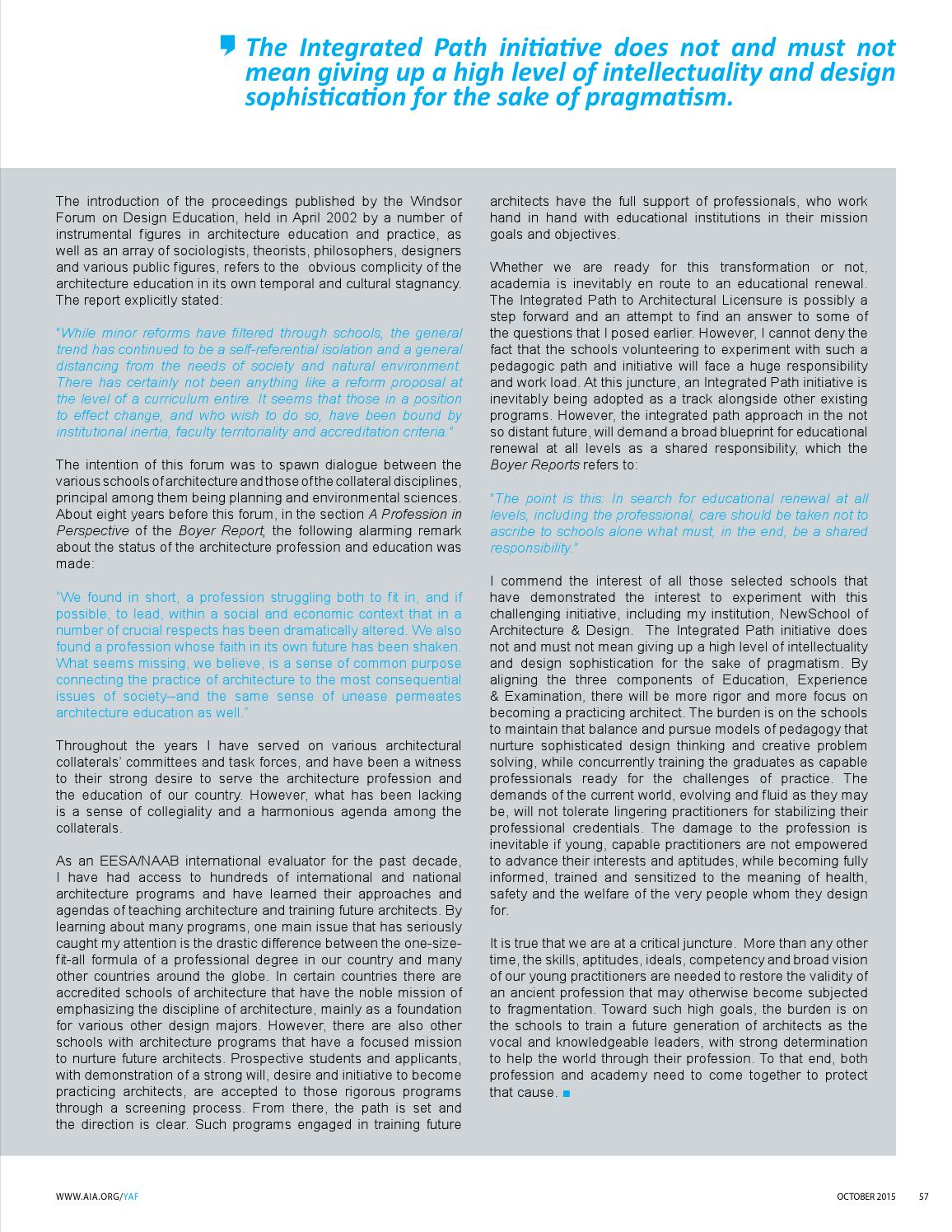 13 06 Yaf Connection By Young Architects Forum Issuu