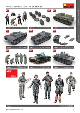Neu Miniart 35218-1//35 WWII German Soldiers Winter 1941-42