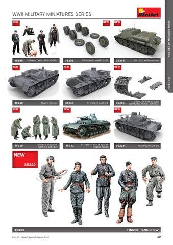 Neu Miniart 35218-1//35 WWII German Soldiers Winter 1941-42
