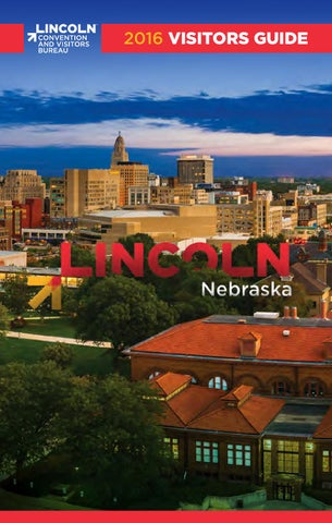 Super 2016 Lincoln Visitors Guide By Lincoln Cvb Issuu Theyellowbook Wood Chair Design Ideas Theyellowbookinfo