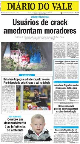 7772b3ada0 7840 diario domingo 08 11 2015 by Diário do Vale - issuu