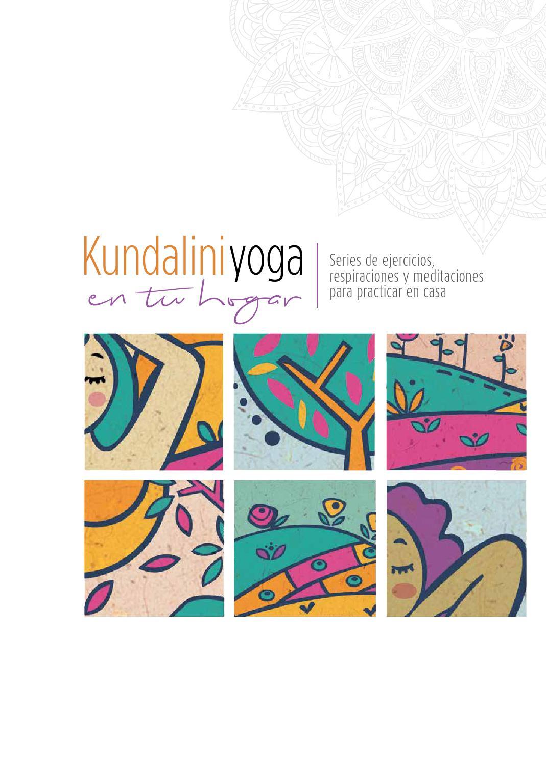 Libro kundalini yoga by Ivan Flores - issuu