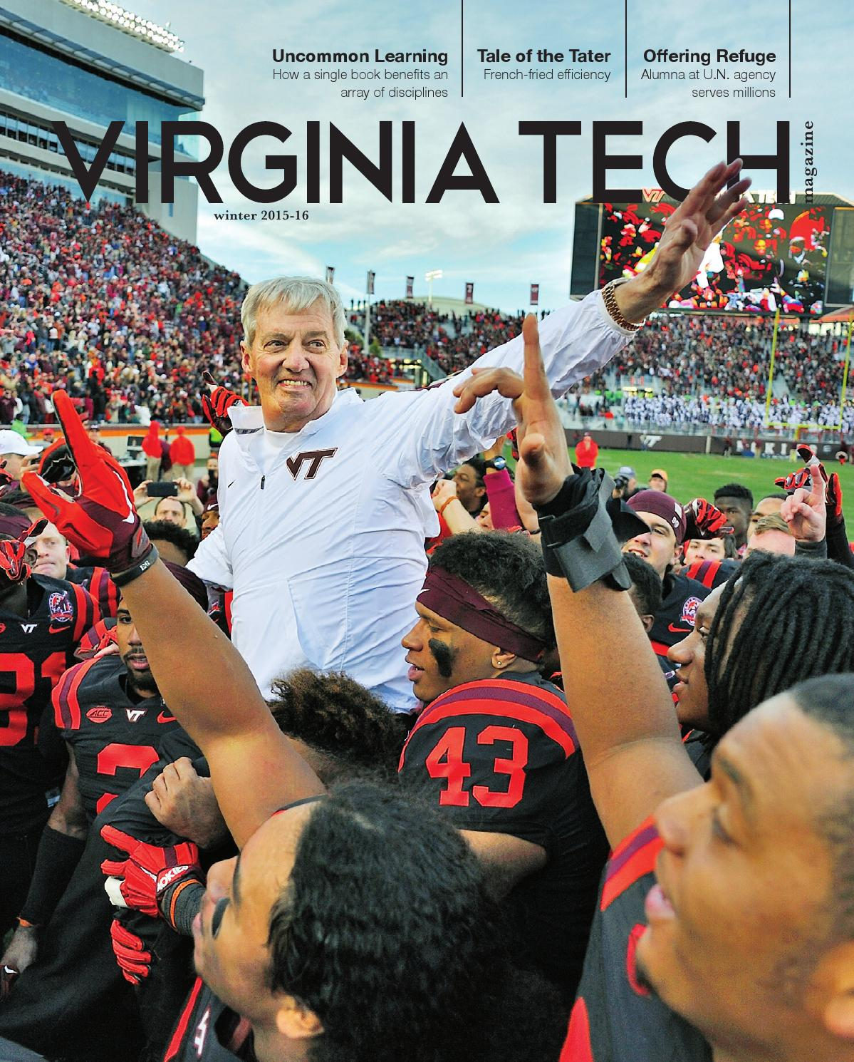 virginia tech magazine winter by virginia tech issuu