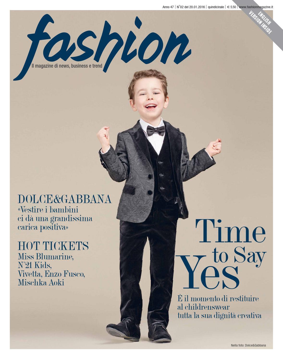 c9b3a7eb2ebc FLIP PAGE FA N 2 2016 by Fashionmagazine - issuu