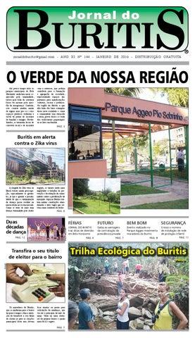 Jornal do Buritis edição de janeiro de 2016 by Jornal do Buritis - issuu f8d0c6543f2bd