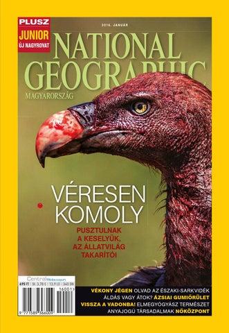 6423ba24bd National Geographic 2016 Január by Király Gyula - issuu
