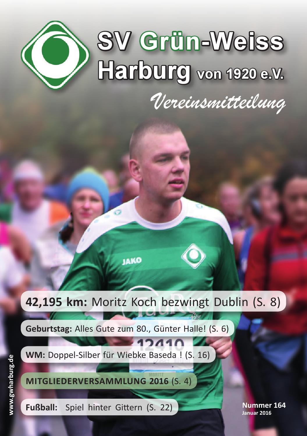 Grün Weiß Harburg