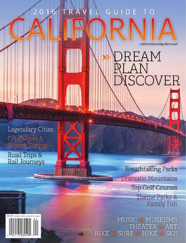 c99e2ec05 2016 Travel Guide to California by MarkintoshDesign - issuu
