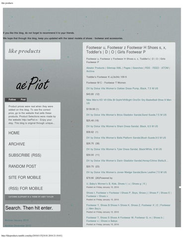 9f140f776eb46 Like products by aePiot - issuu