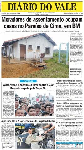 6f07c05c0f 7855 diario segunda feira 23 11 2015 by Diário do Vale - issuu