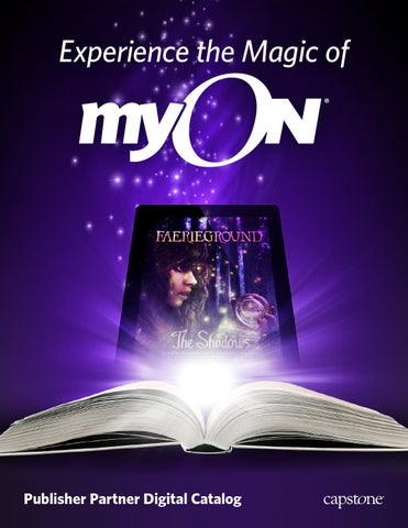 Myon publisher partner digital catalog by myon issuu page 1 fandeluxe Images