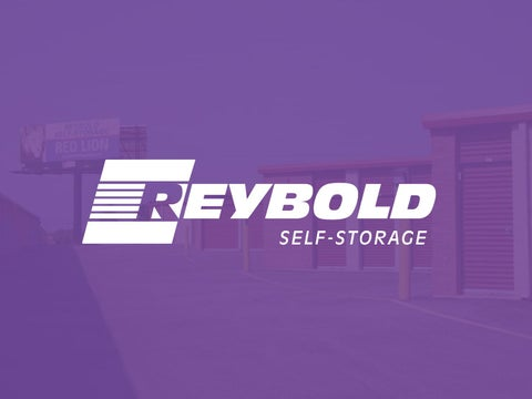 Reybold Self Storage Overview