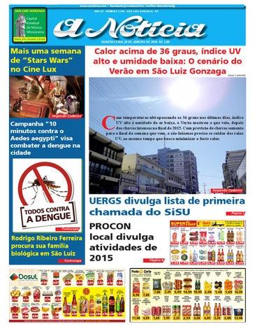 Edição de 20 de janeiro de 2016 by Jornal A Notícia - issuu 6d0d4b359ae