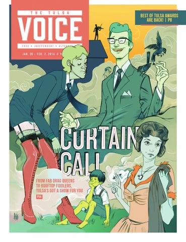 The Tulsa Voice Vol 3 No 3 By The Tulsa Voice Issuu