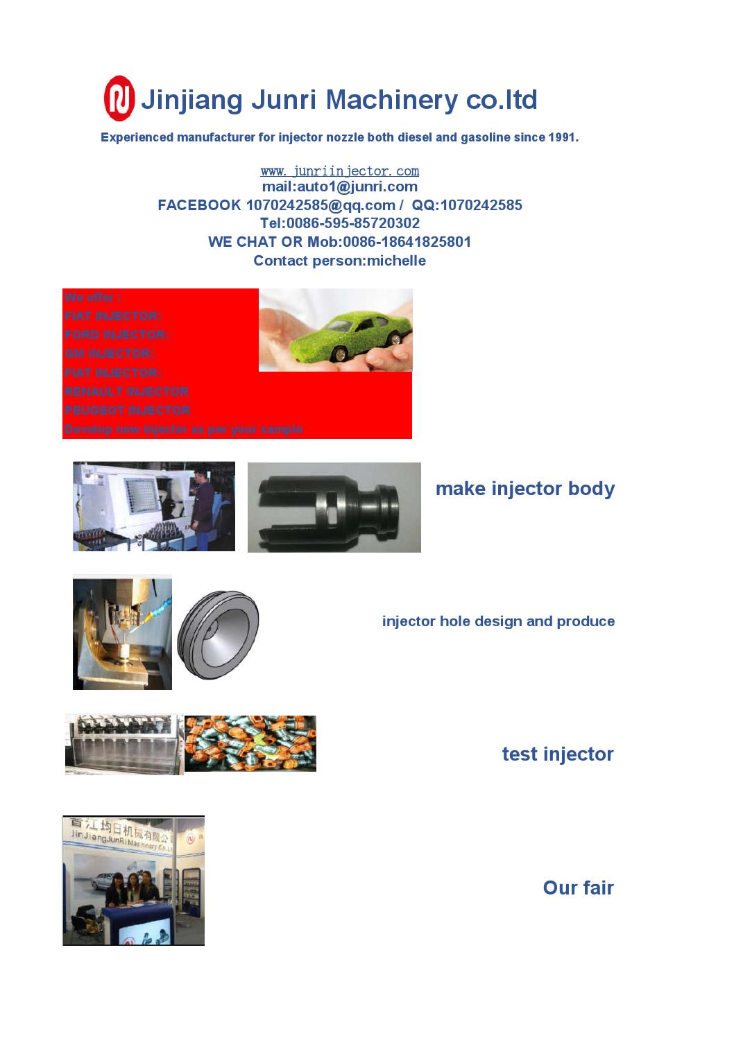 2016 Fuel Injector Catalogue By Inyeccion Issuu Chery Qq3 Wiring Diagram