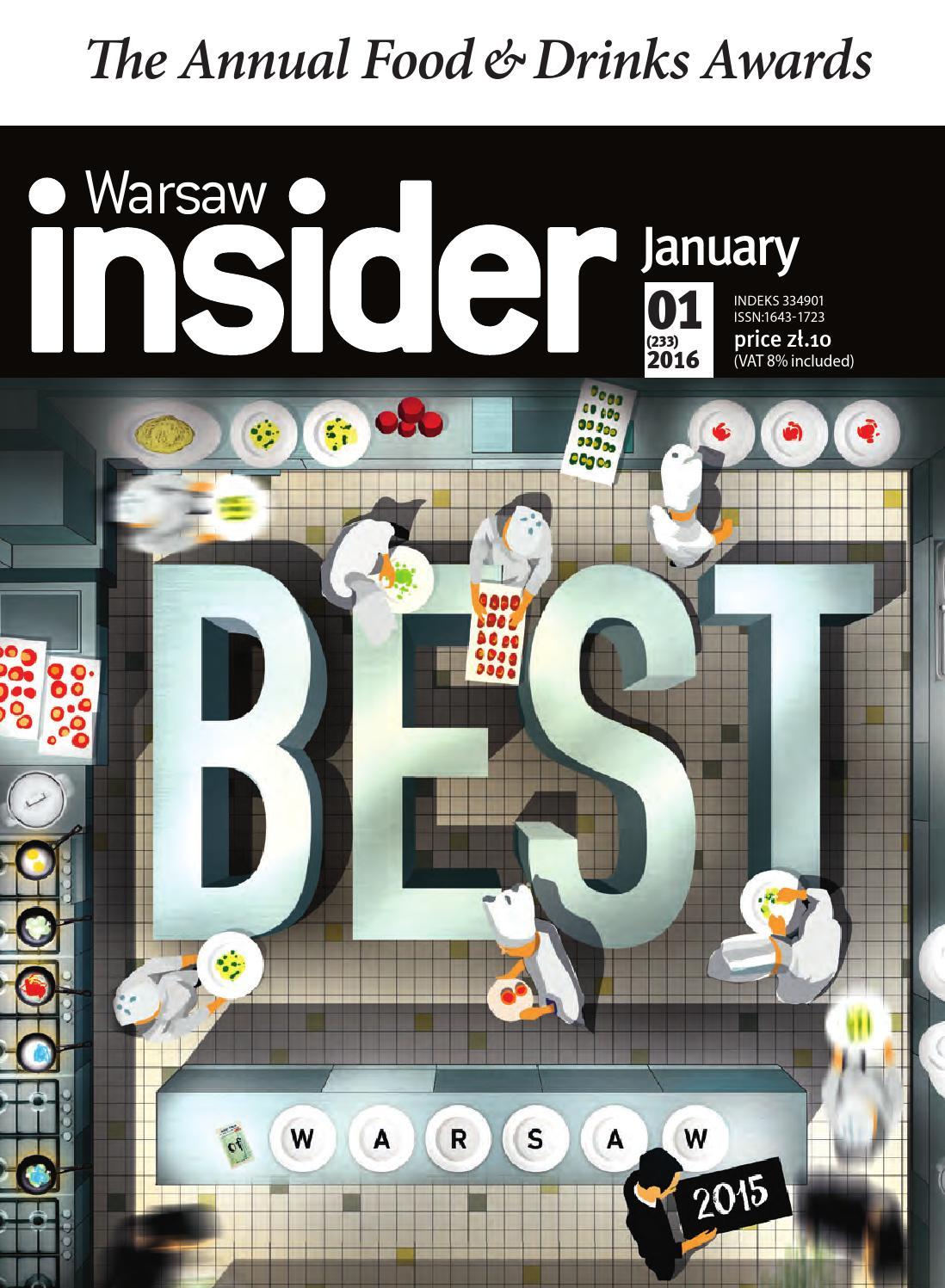 Warsaw Insider January 2016 233 By Valkea Media Pro Issuu Andrew Smith Slim Fit Chinos Cokelat Muda 36