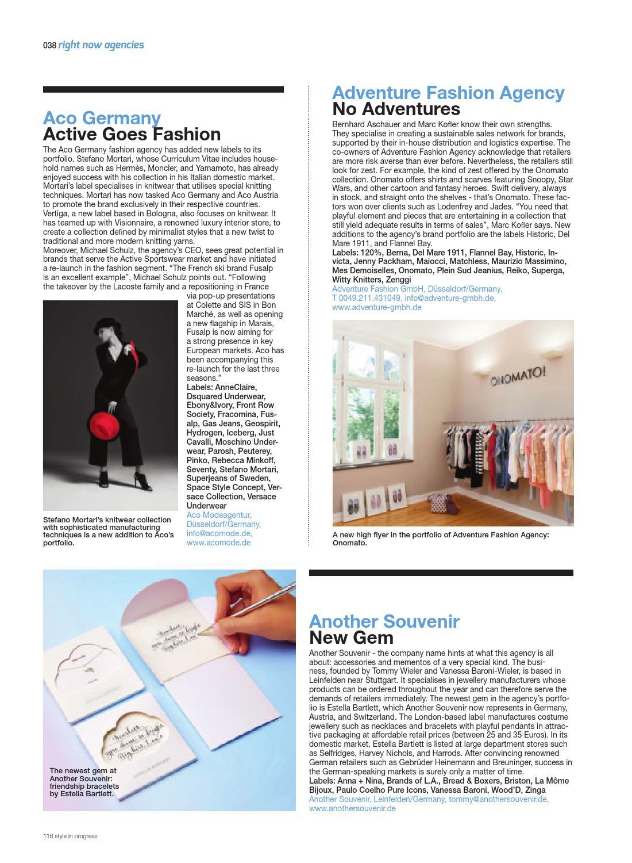 style in progress 1.16 EN by UCM Verlag issuu