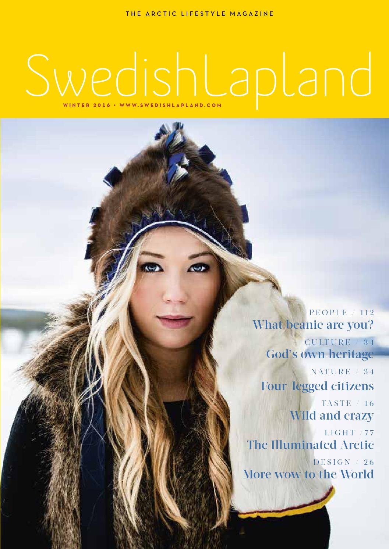 462670a2b59 The Arctic Lifestyle Magazine – winter 2016 eng by Swedish Lapland - issuu
