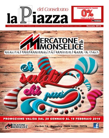 Conselvano genn2016 n7 by lapiazza give emotions - issuu 4b4ae9be55cd