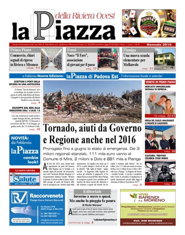 Riviera ovest genn2016 n8 by lapiazza give emotions - issuu 1cde7a65a34e
