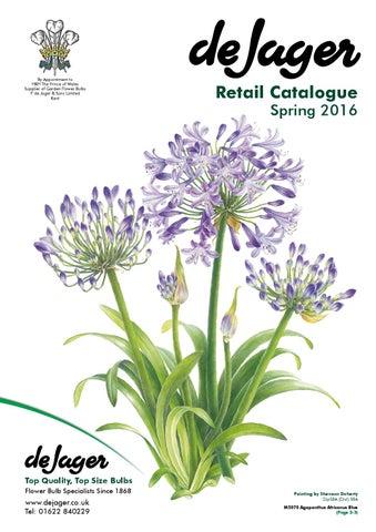 51d98b372 De Jager Bulbs Retail Catalogue Spring 2016 by emma simpson - issuu