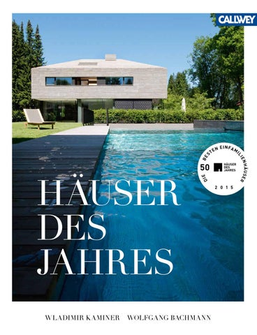 Häuser des Jahres 2015 by DETAIL - issuu