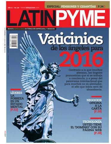 Edición Latinpyme No. 128